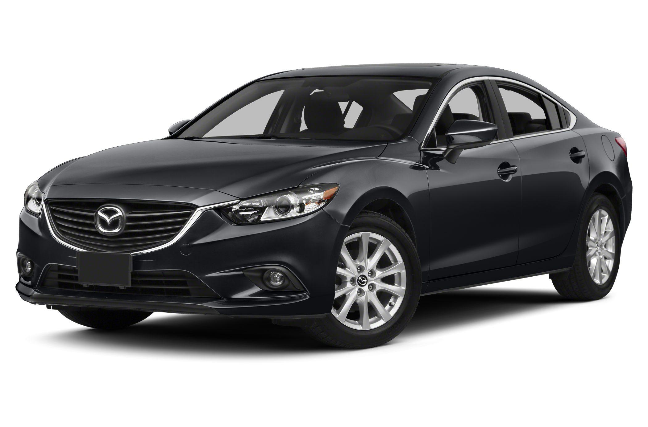Mazda 6 2.0L 2015