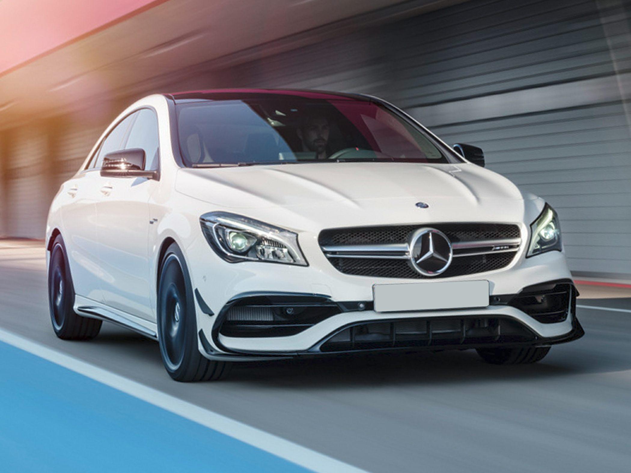 2017Mercedes-BenzAMG CLA