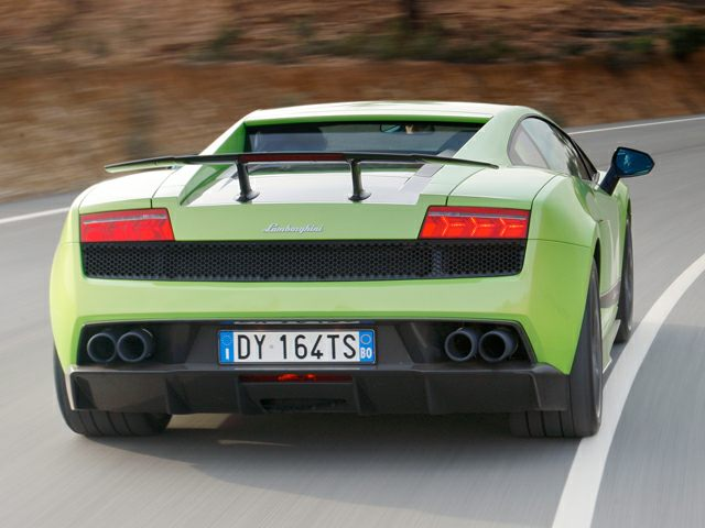 2012 Lamborghini Gallardo Exterior Photo