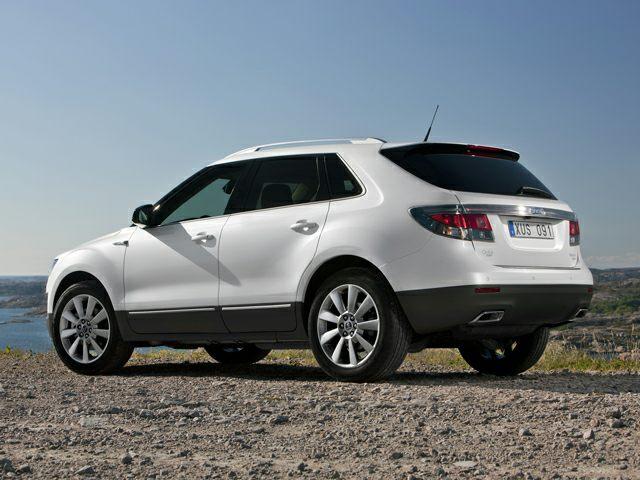 2011 Saab 9-4X Exterior Photo