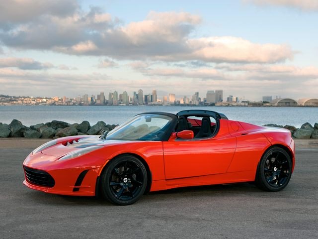 2011 Roadster