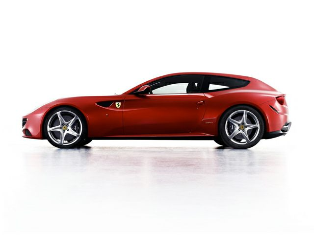 2012 Ferrari FF Exterior Photo