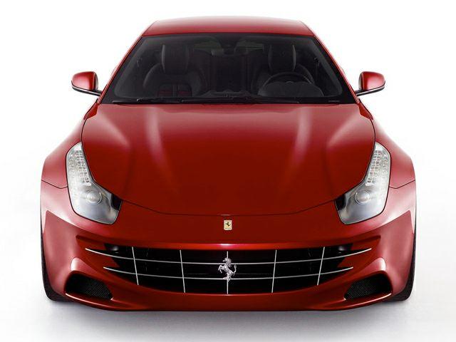 2013 Ferrari FF Exterior Photo