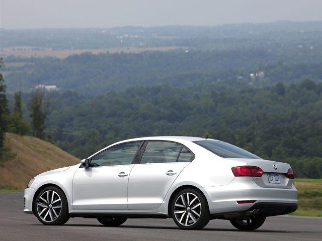 2013 Volkswagen Jetta Exterior Photo
