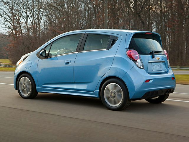 2016 chevrolet spark ev lt w 2lt 4dr hatchback pictures. Black Bedroom Furniture Sets. Home Design Ideas