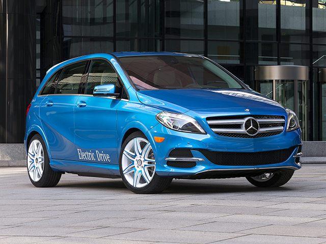 2016 Mercedes-Benz B-Class Electric Drive