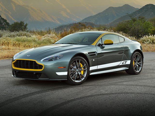 2016 Aston Martin Vantage GT
