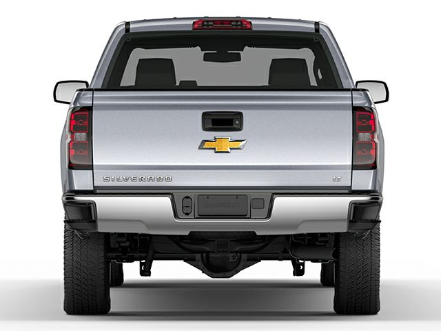 2016 Chevrolet Silverado 2500HD WT 4x4 Double Cab 6.6 ft. box 144.2 in. WB Pictures