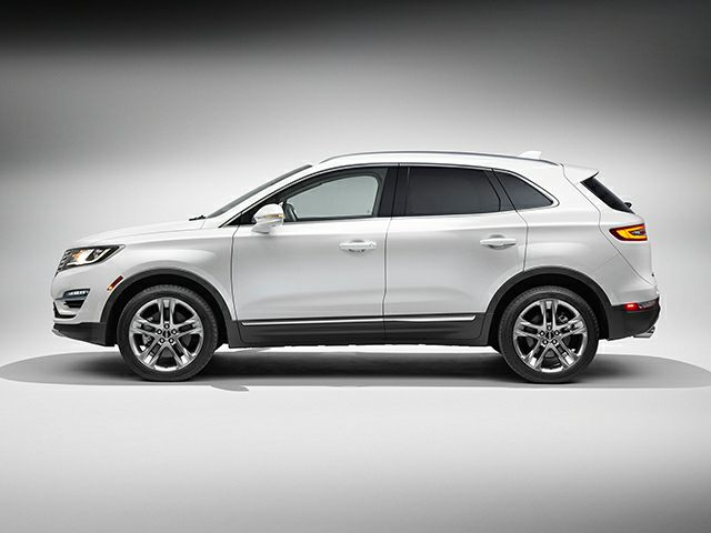 2017 lincoln mkc reserve 4dr front wheel drive pictures. Black Bedroom Furniture Sets. Home Design Ideas