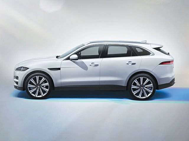 2017 jaguar f pace 20d prestige all wheel drive pictures. Black Bedroom Furniture Sets. Home Design Ideas