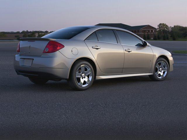 2010 Pontiac G6 Exterior Photo