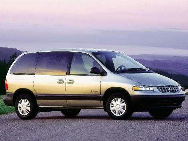 2000 Chrysler Voyager Exterior Photo