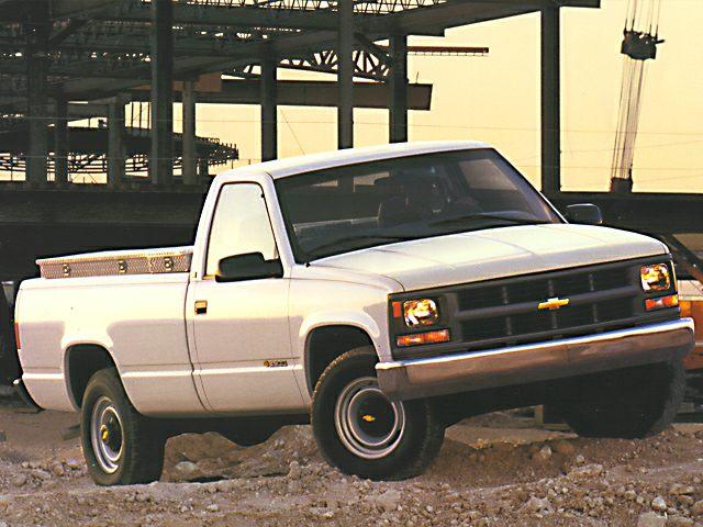 1999 Chevrolet C2500 Exterior Photo
