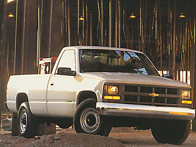 1999 Chevrolet C3500 Exterior Photo