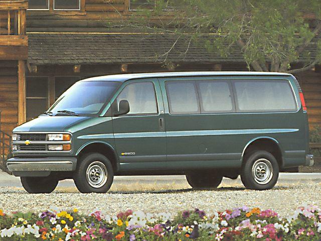 1999 Chevrolet Express Exterior Photo