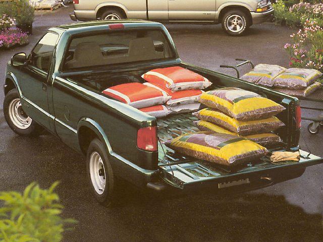 1999 Chevrolet S-10 Exterior Photo