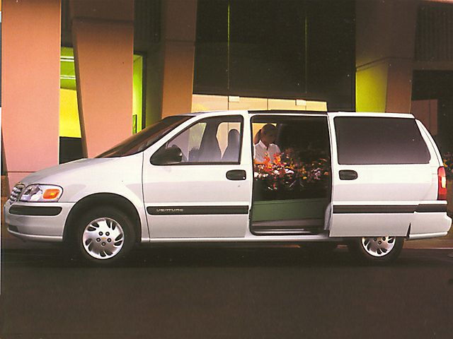 1999 Chevrolet Venture Exterior Photo
