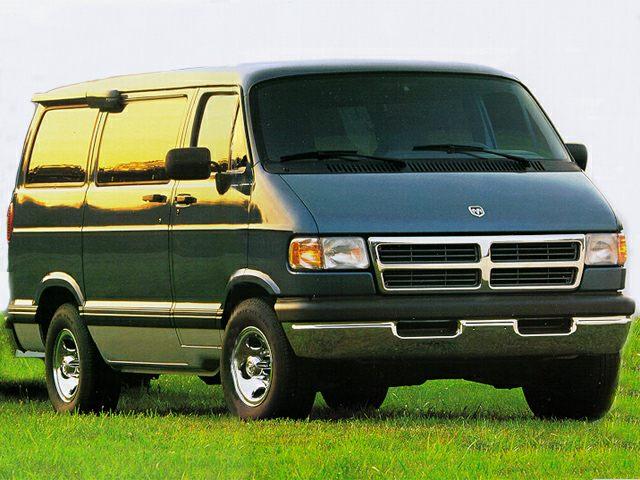 1999 Dodge Ram Wagon 2500 Exterior Photo