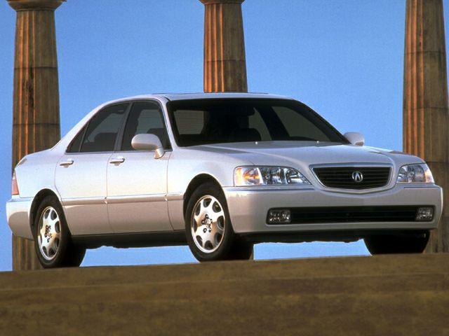 1999 Acura RL Exterior Photo