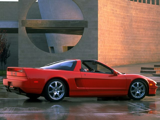 1999 Acura NSX-T Exterior Photo