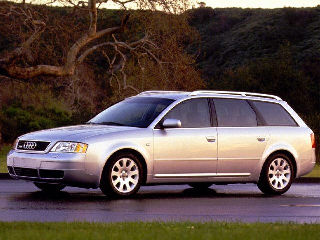 1999 Audi A6 Exterior Photo