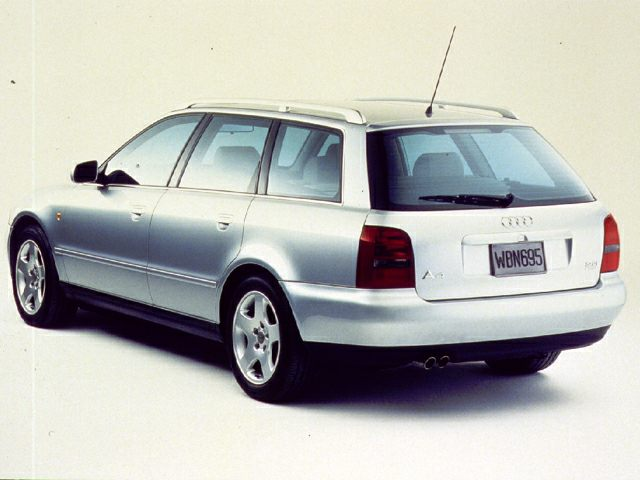 1999 Audi A4 Exterior Photo