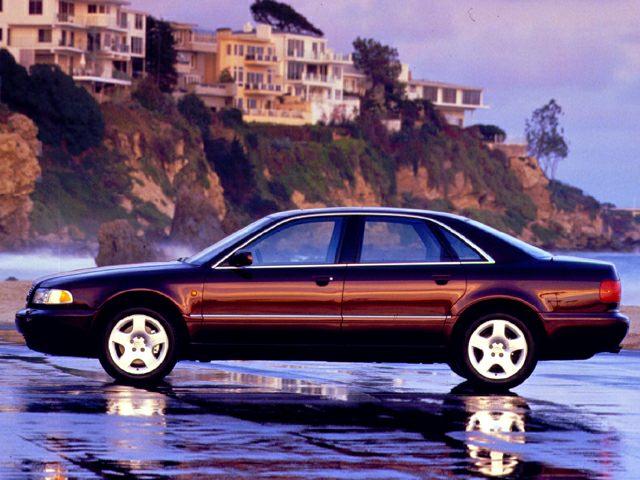 2000 Audi A8 Exterior Photo