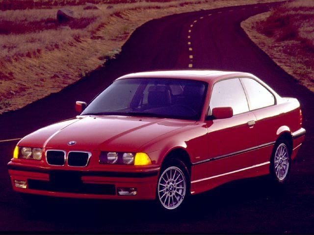 1999 BMW 328 Exterior Photo