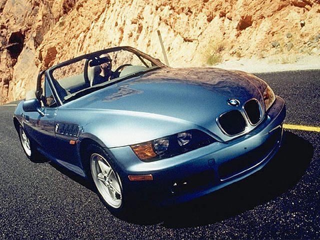 1999 BMW Z3 Exterior Photo
