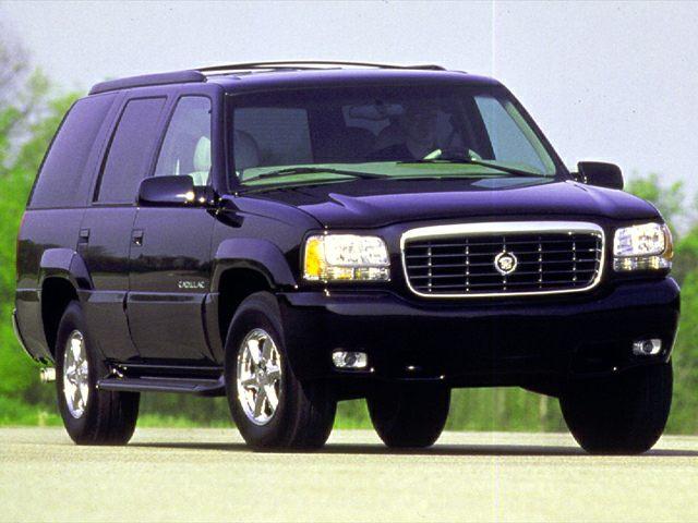 1999 Cadillac Escalade Exterior Photo