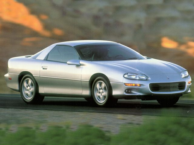 1999 Chevrolet Camaro Exterior Photo
