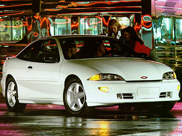 1999 Chevrolet Cavalier Exterior Photo