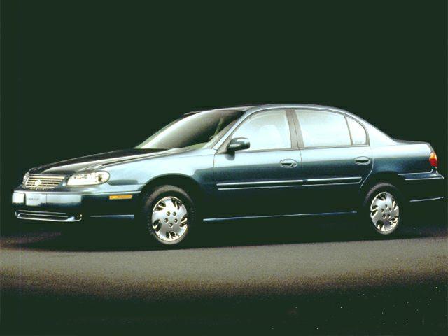 1999 Chevrolet Malibu Exterior Photo
