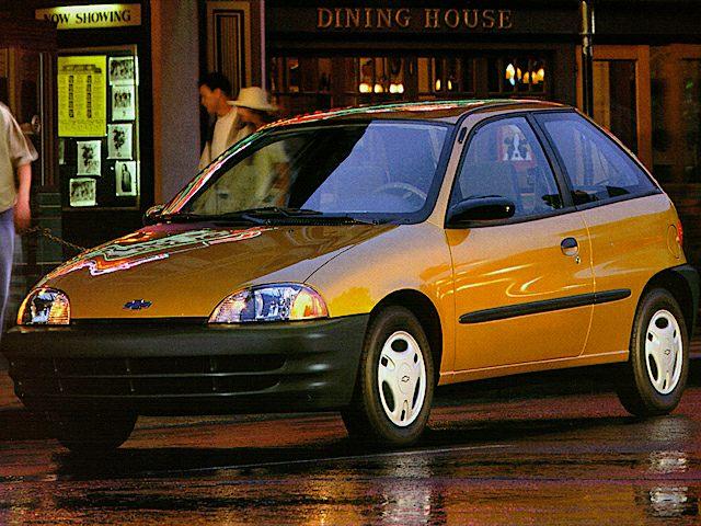 1999 Chevrolet Metro Exterior Photo