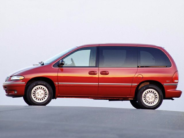 1999 Chrysler Town & Country Exterior Photo