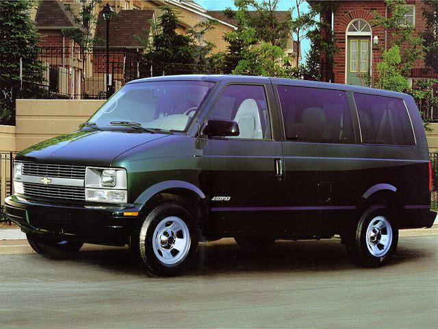 1999 Chevrolet Astro Exterior Photo