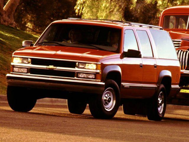 1999 Suburban 1500