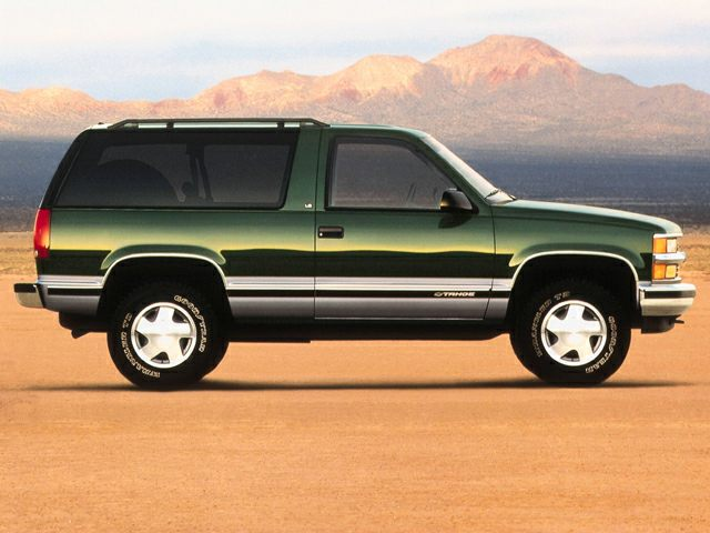 1999 Chevrolet Tahoe Exterior Photo