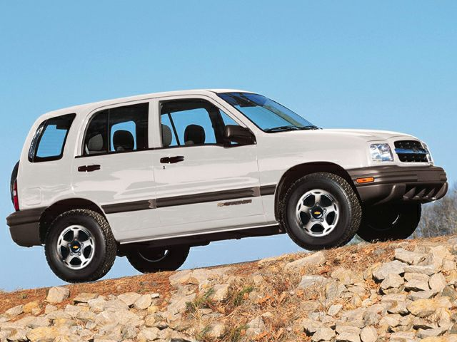 1999 Chevrolet Tracker Exterior Photo