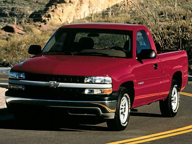 1999 Chevrolet Silverado 1500 Exterior Photo
