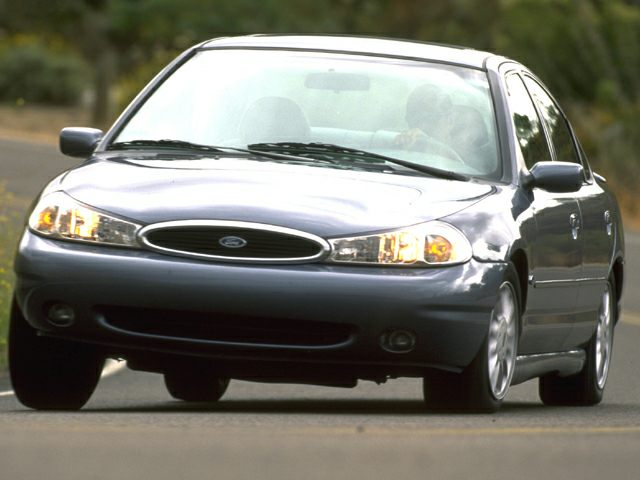 1999 Ford Contour Exterior Photo