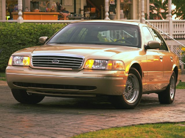1999 Ford Crown Victoria Exterior Photo