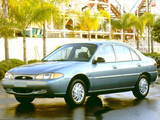 1999 Ford Escort Exterior Photo