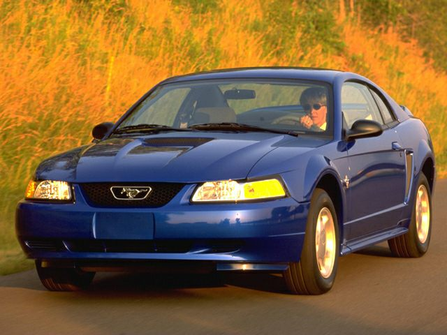 1999 Ford Mustang Exterior Photo