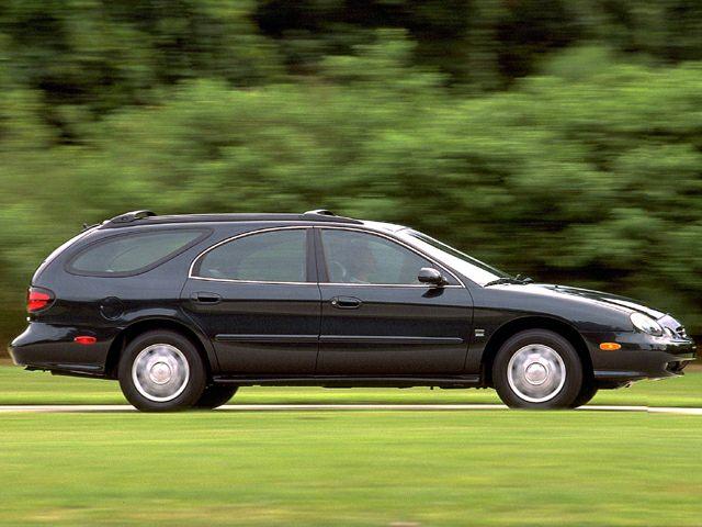 1999 Ford Taurus Exterior Photo
