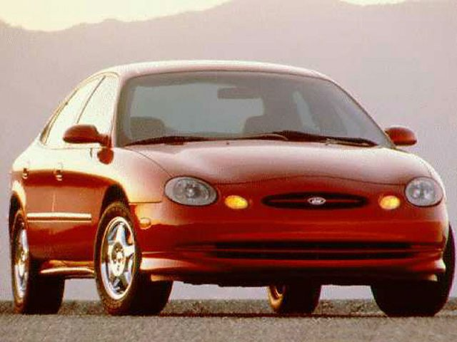 1999 Ford Taurus Exterior Photo