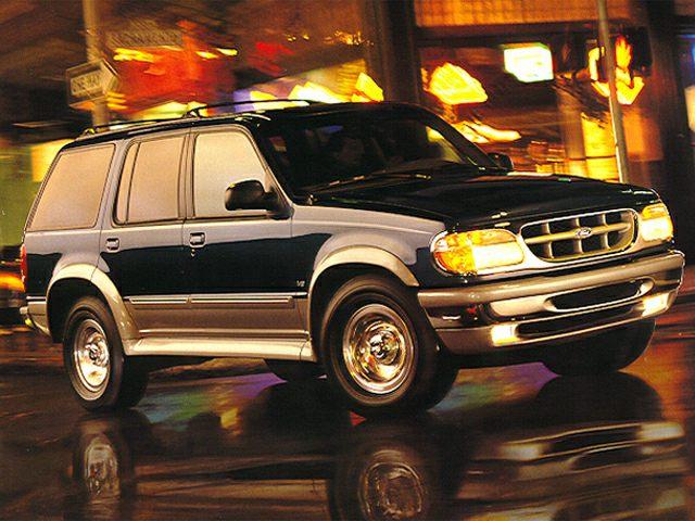 1999 Ford Explorer Exterior Photo