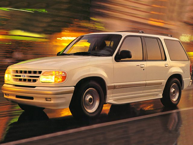 1999 Ford Explorer Exterior Photo