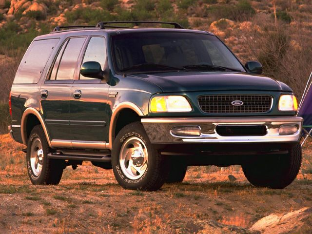 1999 Ford Expedition Exterior Photo