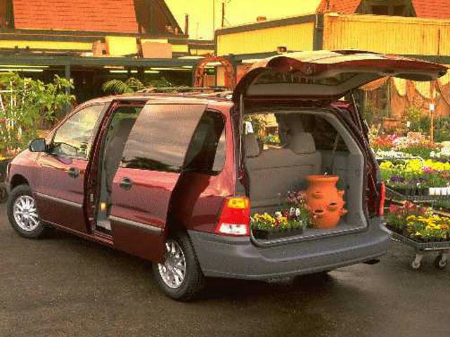 1999 Ford Windstar Exterior Photo